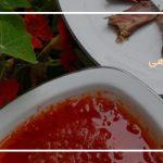 طرز تهیه خوراک تن ماهی با رب